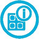app, info, mb icon