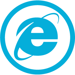 ie, mb icon