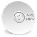 device, dvd, rw icon