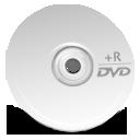 device, dvd+r icon