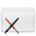 application, folder icon