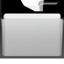 folder, graphite icon