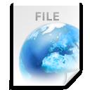file, location icon