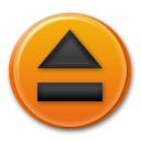 eject, toolbar icon