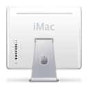 back, imac icon
