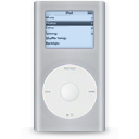 grey, ipod, mini icon