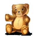 Proposition d'icônes pour le forum [J'ai cherché longtemps ! ^^] Teddy_bear