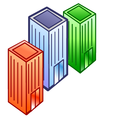 Office Building Png Icon