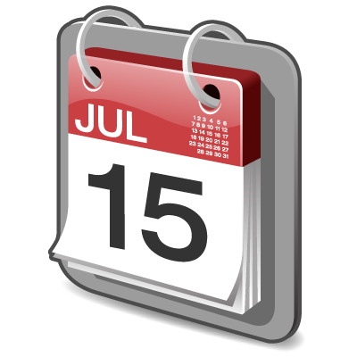 Calendar of Events Icon Calendar Date Event Icon