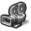 http://cdn1.iconfinder.com/data/icons/STROKE/video_production/png/64/film_camera_35mm.png
