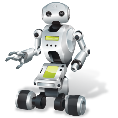 Robot icon | Icon search engine: https://www.iconfinder.com/icons/45393/robot_icon