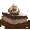 cake, choko