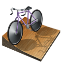 cycling, px, track icon