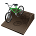 bmx, cycling, px icon
