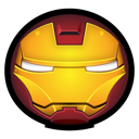 iron, man icon