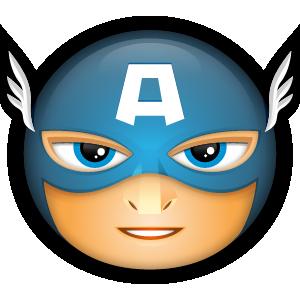 america, captain icon