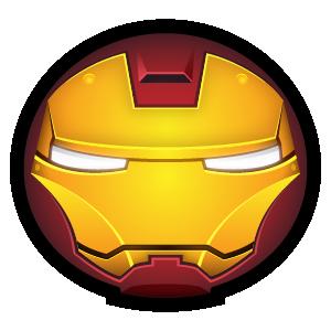 iron, man icon
