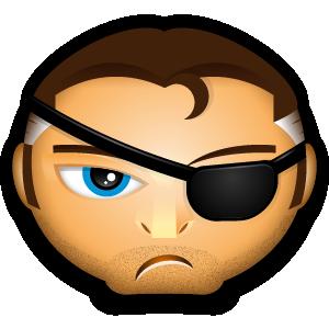 fury, nick icon