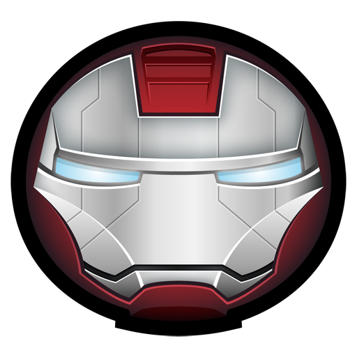iron, man, mark icon