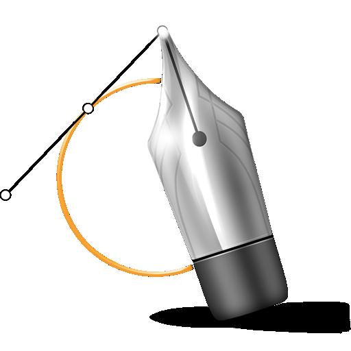 design, draw, vectors icon