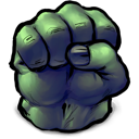 hulkfist icon