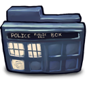 tardis icon