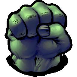hulkfist icon