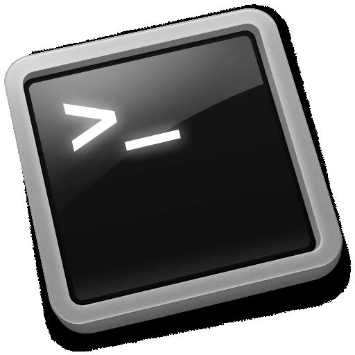 icon terminal logo