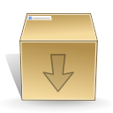 box, download