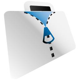 rar, zip icon