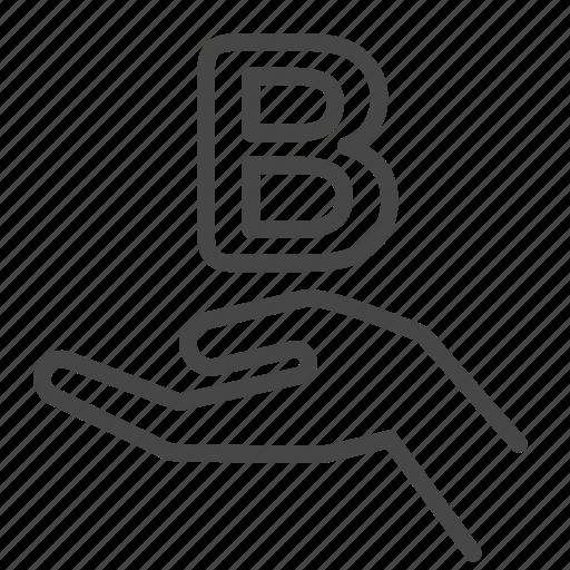 a/b testing, ab, comparing, method, split testing, test icon
