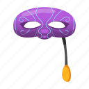 carnival, fun, holiday, mask, party icon