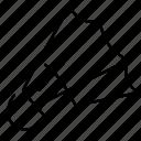 badminton, shuttlecock, sport icon