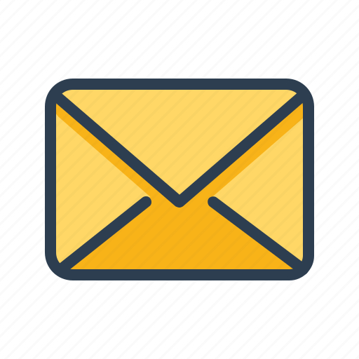 email, envelope, inbox, letter, send icon