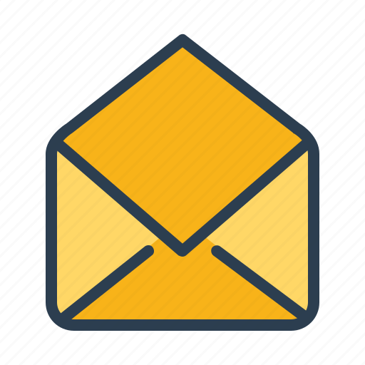 email, envelope, letter, newsletter icon