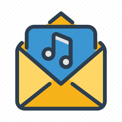 ads, audio, email, marketing icon