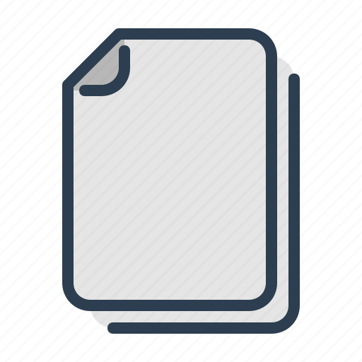 copy, data, document, duplicate, file, paperwork, paste icon