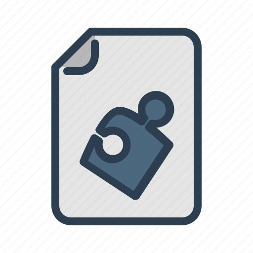 app, application, document, file, plugin, puzzle, solution icon
