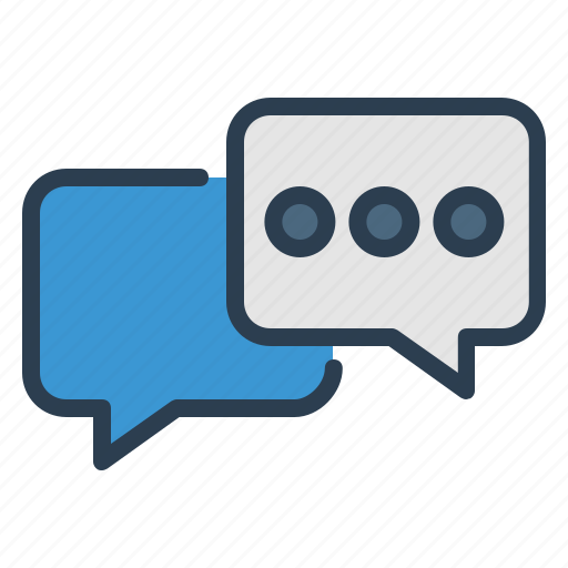 chat, comments, communication, connection, message bubbles, messages, talk icon