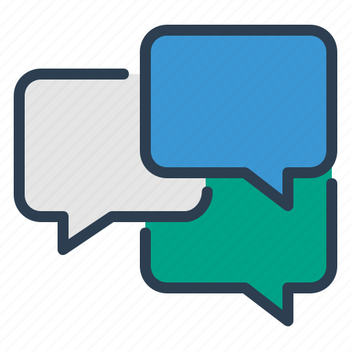 chat, chatting, communication, messages icon