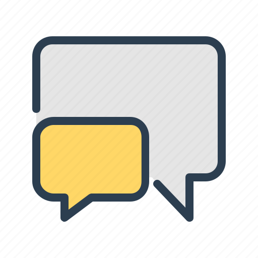 chat, comment, messages, reply icon
