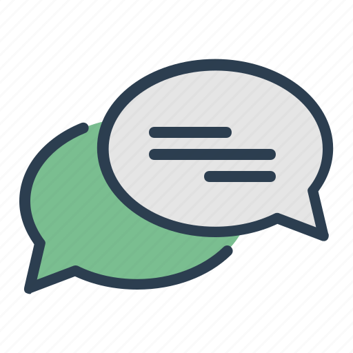 chat, comment, communication, dialogue, message bubble, messages, talk icon