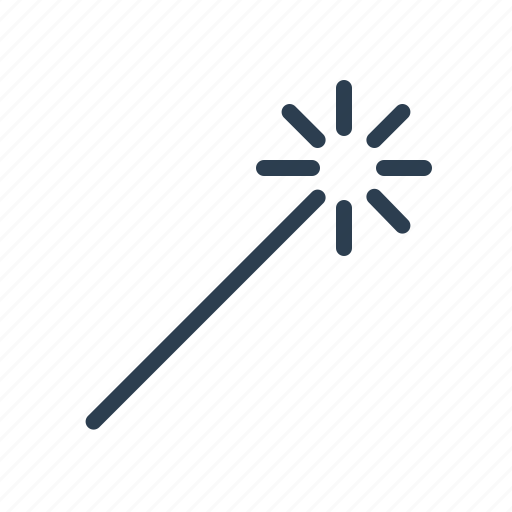 editing, filter, inhance, magic, stick, tool, wand icon