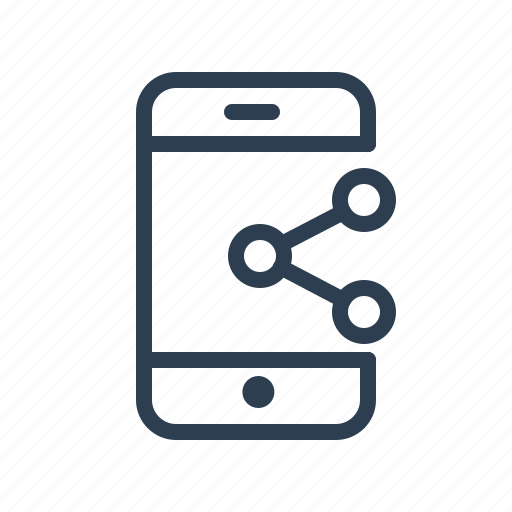 android, connection, mobile, net, network, phone, smartphone icon