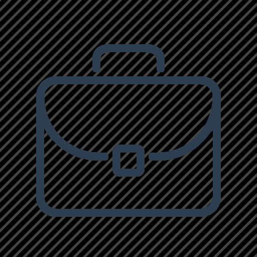 Bag, briefcase, business, case, office, porfolio, pouch icon - Download on Iconfinder