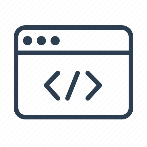 Clean code, coding, computer, custom development, development, monitor, programming icon - Download on Iconfinder