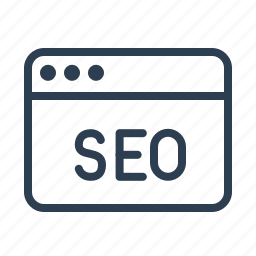 browser, marketing, optimization, search engine, seo, seo service, service package icon