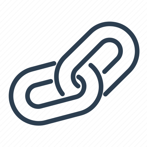 chain, connection, link, link building, share, url, web icon