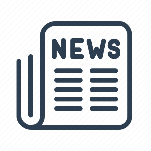 feed, media, news, newspaper, press release, rss, subscribe icon