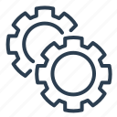 gear, onfig, options, preferences, service, settings, tools icon
